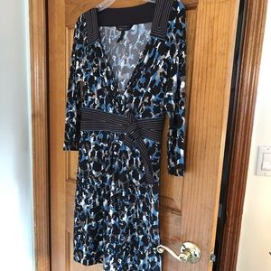 BCBG WRAP DRESS